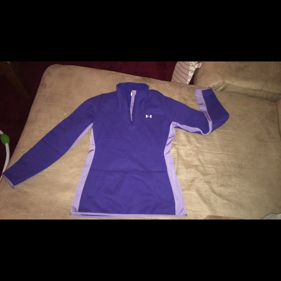 Under Armour Tops - Under Armour pullover 1/4 zip